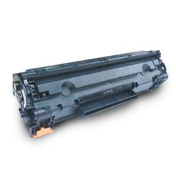 Compatible HP CE285A (85A) toner cartridge - black